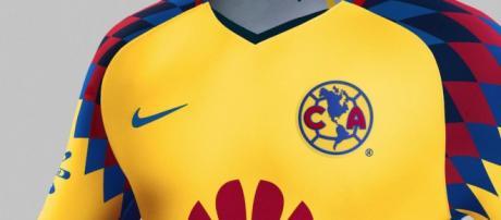 Se reveló el que sería el nuevo uniforme de las Águilas.