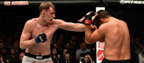 Volkov está invicto en la UFC y apunta a ser retador del cetro completo. fightbooth.com.