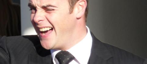 End of the line for Ant and Dec? ( photo wikimedia commons/ author Damien Everett)