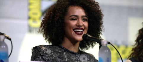 """Nathalie Emmanuel answers questions about the script for season 8 of """"Game of Thrones."""" - Gage Skidmore via Wikimedia Commons"""