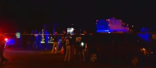 Austin Explosions: 'Serial Bomber' Hunted After Tripwire Sets Off 4th Blast   NBC Nightly News - Image credit - NBC News   YouTube
