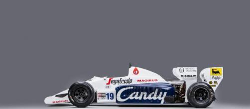 Ayrton Senna, all'asta la Toleman del 1984 e la McLaren del 1993