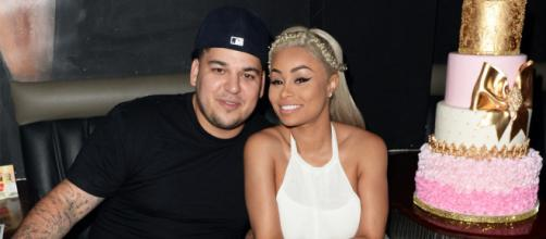 Blac Chyna Takes Back Range Rover From Rob Kardashian | The Tropixs - thetropixs.com