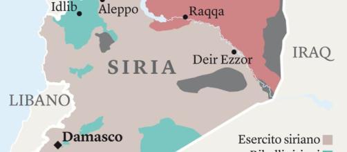 Cade Afrin, ma non finisce la guerra in Siria