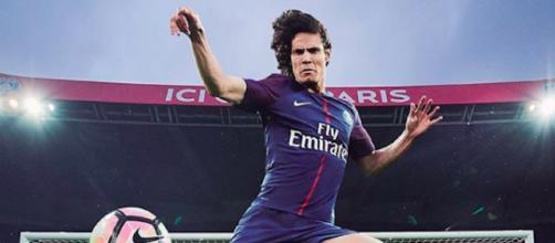 Cavani pourrait quitter le PSG l'été prochain (Crédits Instagram Cavani)