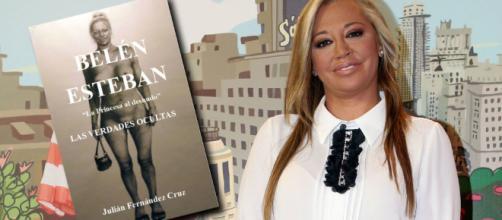 El libro más despiadado con Belén Esteban