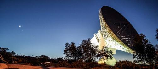 ESA's New Norcia station near Perth, Western Australia (Image credit - ESA/S. Marti, Wikimedia Commons)