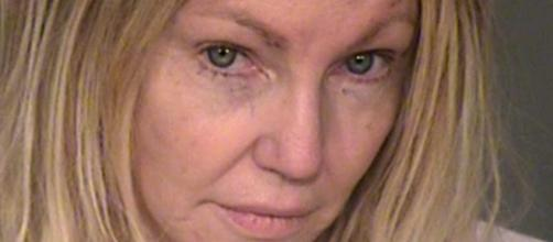 Heather Locklear charged: 4 counts of misdemeanor battery. [Image Credit: Ventura County Sheriff's Office]