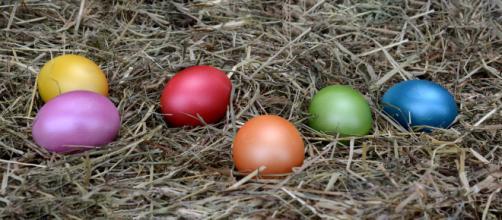 Hidden Easter eggs. - [Photo via pexels.com]