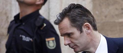 Hoy se sabrá si Urdargarín entra en la cárcel