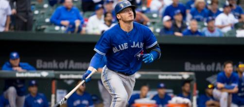 Josh Donaldson has been one of the game's best players with Toronto. Image Source: Flickr: Keith Allison