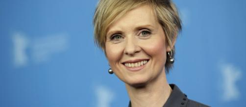 La estrella de 'Sex and the City', Cynthia Nixon, se postuló para gobernadora