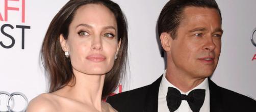 Una de las separaciones más sorpresivas fue la de Angelina Jolie y Brad Pitt. - lavanguardia.com