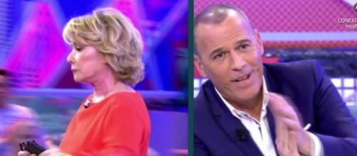 Mila, Belén y Gustavo arremeten contra Carlos Lozano