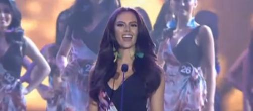Miss Universe 2018 candidate in hot water over issue with her answer to the final question / Image Credit: YouTube screenshot