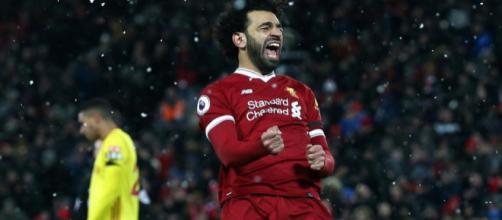 Mohamed Salah é uma das revelações da temporada