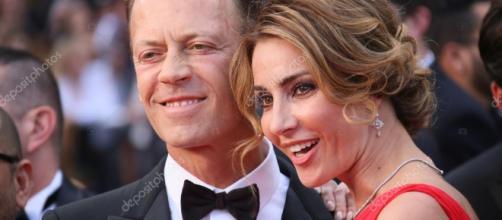 Rocco Siffredi y Rozsa Tassi — Foto editorial de stock ... - depositphotos.com