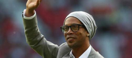 Ronaldinho Gaúcho será candidato en Brasil