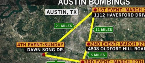 Se reporta un bombardero en serie suelto en Austin, Texas - edition.cnn.com
