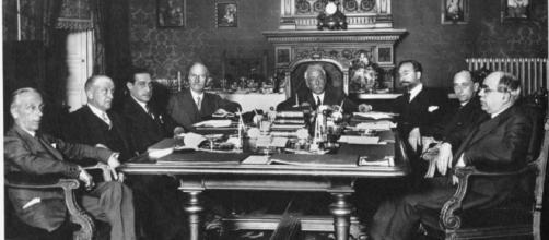 Segunda República Española, el gobierno provisional.