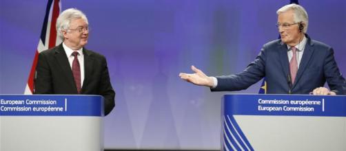 Spotlight: EU, Britain reach Brexit transition deal ahead of EU's ... - xinhuanet.com