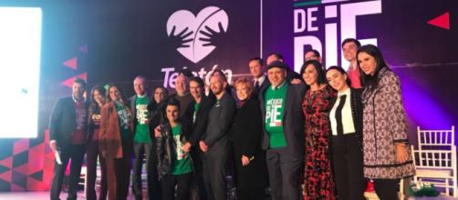 """Teletón 2018 regresa bajo el lema """"México de Pie"""". - televisa.com"""