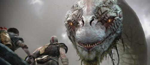 """The mythic scale of """"God of War"""" still exists but the game is more real than before -Image credit - PlayStation
