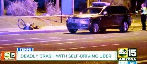 Uber: Un coche de Uber causa el primer atropello mortal de un ... - elconfidencial.com