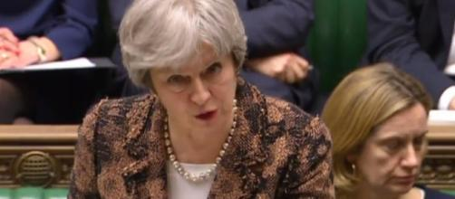 UK's May says 'highly likely' Russia behind nerve attack on spy. (Image Credit: CNN/Youtube)
