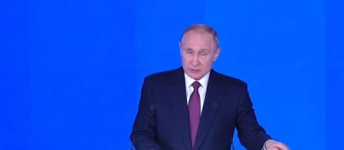 Vladimir Putin - Image Credit -RT News | YouTube