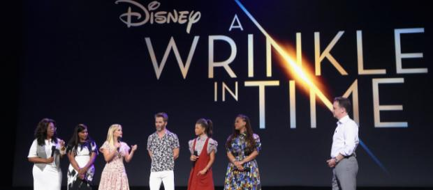 The new 'A Wrinkle in Time' movie is embracing diversity. [Image source: Melissa Hillier/Flickr]
