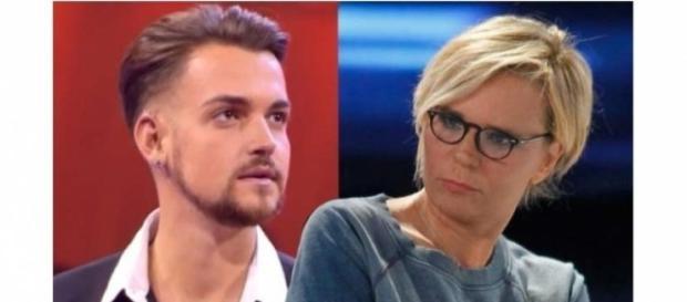 Amici 16: Valerio Scanu attacca sui social i colleghi e Maria De ... - blastingnews.com