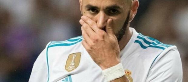 Benzema envuelto en un gran rumor