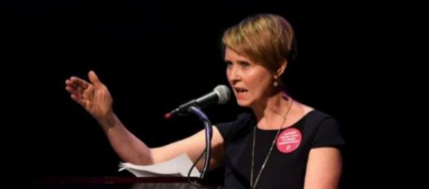 """Cynthia Nixon, de """"Sex and the City"""" a la política - Canal 13 San ... - canal13sanjuan.com"""