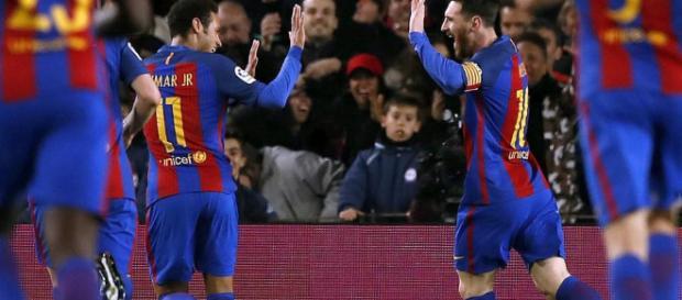 El Barcelona quiere hacer pasar un mal rato al Real Madrid
