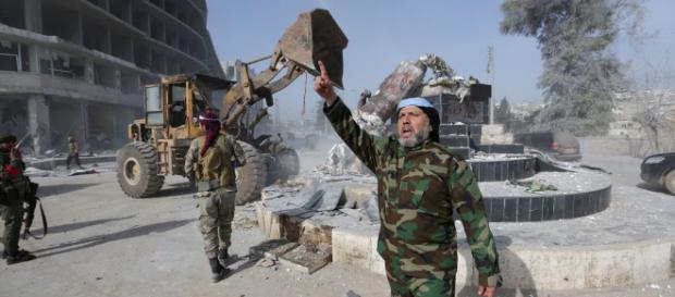 Erdogan se hace fuerte en Siria: toma Afrín tras derrotar a los kurdos - elespanol.com