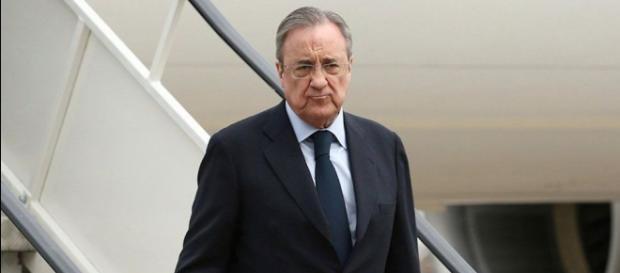 Florentino Pérez está interesado en varios jugadores brasileños- diariogol.com