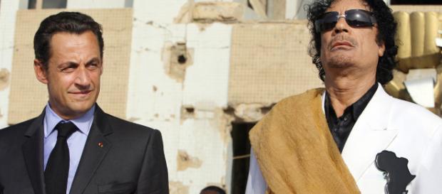 Kadhafi-Sarkozy : Jomode Elie Getty, le Libyen qui veut sauver l ... - vanityfair.fr