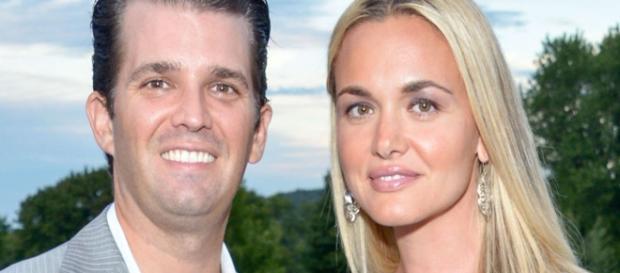 La familia y los amigos de Vanessa Trump están contentos de que vaya a divorciase de Donald Trump Jr.