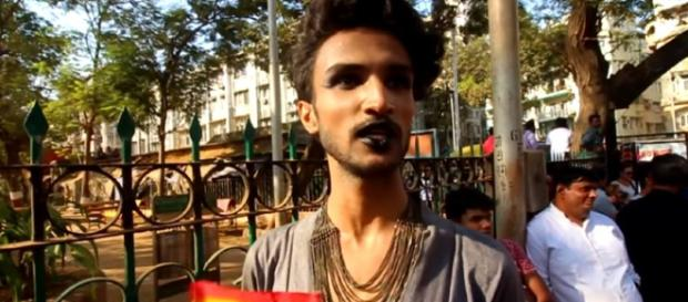 LGBT PRIDE PARADE - MUMBAI, INDIA - (Image credit - Fake Reality | YouTube)