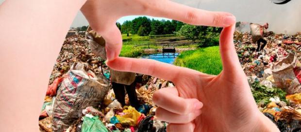Reducir, reutilizar y reclamar