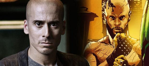 Richard Dragon es el villano de Arrow y Kirk Acevedo lo interpretará