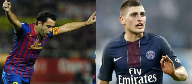 """Xavi: """"Verrati es el fichaje ideal para el Barça""""   Deportes RCN ... - deportesrcn.com"""