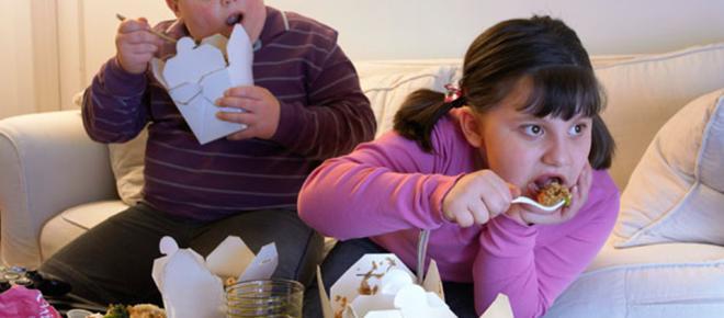 Obesidade Infantil no Século XXI