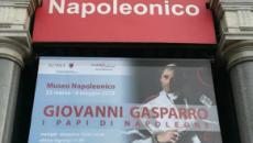 'I Papi di Napoleone' di Giovanni Gasparro dal 22 marzo in mostra a Roma