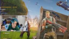 'Fortnite:' Ninja reacts to a YouTuber who used him as a clickbait