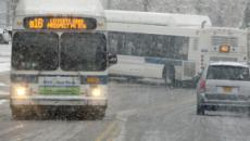 Snowstorm in New York region could paralyze life