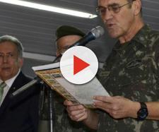 General Eduardo Villas Bôas faz uma análise da situação da intervenção federal no RJ