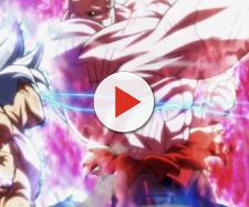 Goku contra Jiren en el episodio 130