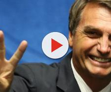 Jair Bolsonaro está crescendo nas pesquisas eleitorais para presidente em 2018.